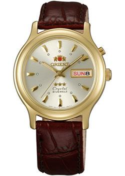 Orient Часы Orient EM02024C. Коллекция Three Star orient часы orient em0401kw коллекция three star