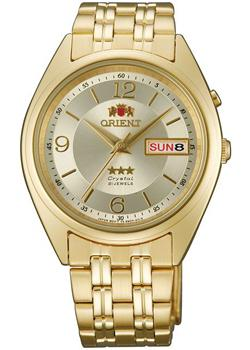Orient Часы Orient EM0401KC. Коллекция Three Star orient часы orient nq05004k коллекция three star