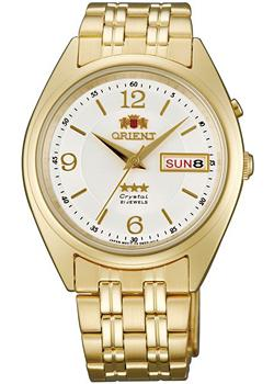 Orient Часы Orient EM0401KW. Коллекция Three Star orient часы orient embd001b коллекция three star