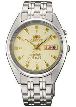Orient Часы Orient EM0401NC. Коллекция Three Star