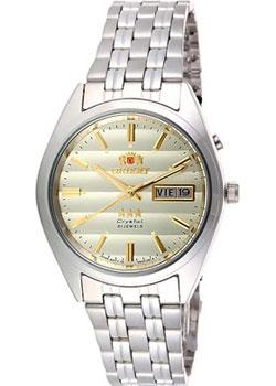 Orient Часы Orient EM0401PC. Коллекция Three Star orient часы orient nq05004k коллекция three star
