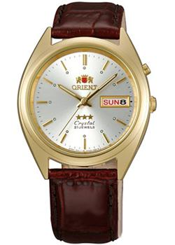 Orient Часы Orient EM0401XC. Коллекция Three Star