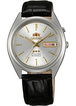 Orient Часы Orient EM0401YW. Коллекция Three Star orient часы orient nq05004k коллекция three star