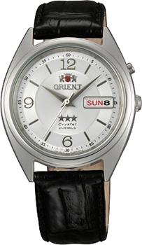 Orient Часы Orient EM0401ZW. Коллекция Three Star