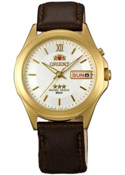 Orient Часы Orient EM5C00QW. Коллекция Three Star orient часы orient em0201wc коллекция three star