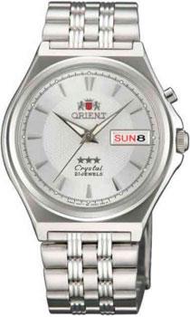 Orient Часы Orient EM5M010W. Коллекция Three Star