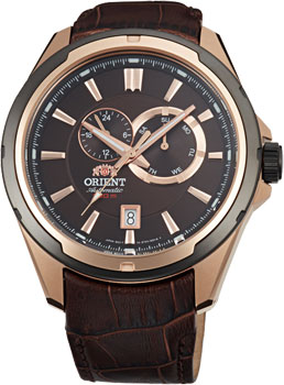 Orient Часы Orient ET0V001T. Коллекция Sporty Automatic цена и фото
