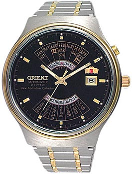 Orient Часы Orient EU00000B. Коллекция Sporty Automatic orient часы orient er2d009f коллекция sporty automatic