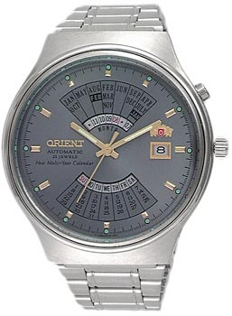Orient Часы Orient EU00002K. Коллекция Sporty Automatic orient часы orient er2d009f коллекция sporty automatic