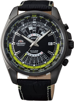 Orient Часы Orient EU0B005B. Коллекция Sporty Automatic orient часы orient er2d009f коллекция sporty automatic