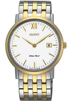 Orient Часы Orient GW00003W. Коллекция Dressy Elegant Gent's мужские часы orient uy07002t