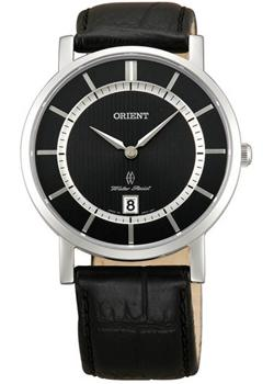 Orient Часы Orient GW01004A. Коллекция Dressy Elegant Gent's снегоуборщик huter sgc 8100