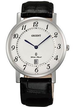 Orient Часы Orient GW0100JW. Коллекция Dressy Elegant Gent's svodka ot shtaba opolcheniya mo dnr 12 08 2014 0100 msk