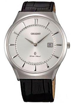 Orient Часы Orient GW03007W. Коллекция Dressy Elegant Gent's