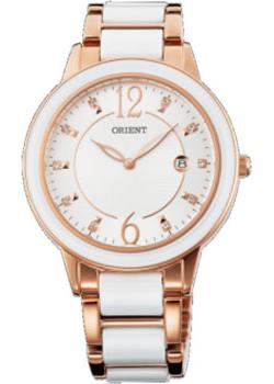 Orient Часы Orient GW04002W. Коллекция Fashionable Quartz orient часы orient ut0f004b коллекция fashionable quartz