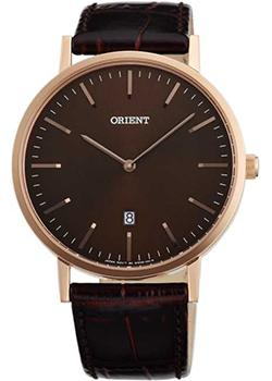 Orient Часы Orient GW05001T. Коллекция Dressy Elegant Gent's orient часы orient unf7005w коллекция dressy