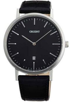 Orient Часы Orient GW05004B. Коллекция Dressy Elegant Gent's orient gw05004b