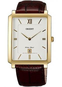 Orient Часы Orient GWAA003W. Коллекция Dressy Elegant Gent's orient часы orient sw02001b коллекция dressy