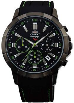 цена Orient Часы Orient KV00006B. Коллекция CHRONOGRAPH онлайн в 2017 году