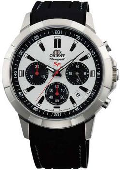 цена Orient Часы Orient KV00008W. Коллекция CHRONOGRAPH онлайн в 2017 году