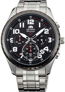 цена Orient Часы Orient KV01001B. Коллекция Chronograph онлайн в 2017 году