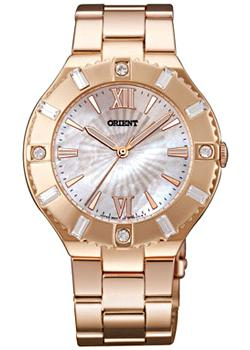 Orient Часы Orient QC0D001W. Коллекция Fashionable Quartz цена и фото