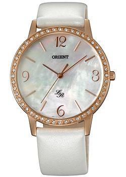 цена Orient Часы Orient QC0H002W. Коллекция Lady Rose онлайн в 2017 году