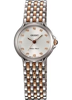 Orient Часы Orient QC0V003W. Коллекция Dressy Elegant Ladies orient часы orient qc0v003w коллекция dressy elegant ladies