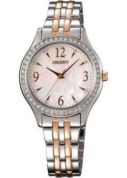 Orient Часы Orient QC10002W. Коллекция Lady Rose браслет с брелоками lady europe bracelet 2015 60 women vintage bangle