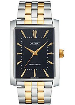 Orient Часы Orient QCBJ002B. Коллекция Basic Quartz orient часы orient una0008w коллекция basic quartz