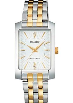 Orient Часы Orient QCBK002W. Коллекция Fashionable Quartz orient часы orient ut0f004b коллекция fashionable quartz