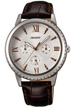 Orient Часы Orient SW03005W. Коллекция Dressy Elegant Ladies orient часы orient qcat002b коллекция dressy elegant ladies