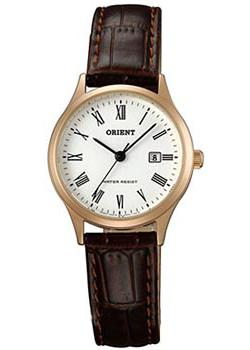 Orient Часы Orient SZ3N006W. Коллекция Dressy Elegant Ladies casio часы casio a 164wa 1 коллекция digital