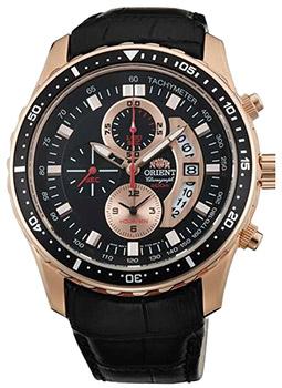 Orient Часы Orient TT0Q005B. Коллекция CHRONOGRAPH цена
