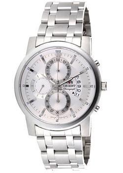 Orient Часы Orient TT0R001W. Коллекция Sporty Quartz orient часы orient une1001b коллекция sporty quartz