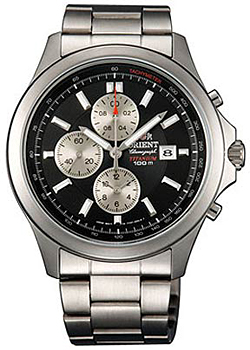 Orient Часы Orient TT0T001B. Коллекция Sporty Quartz orient часы orient sz3x003b коллекция sporty quartz