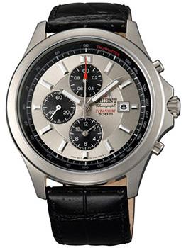 Orient Часы Orient TT0T002K. Коллекция Sporty Quartz orient часы orient sz3v001w коллекция sporty quartz
