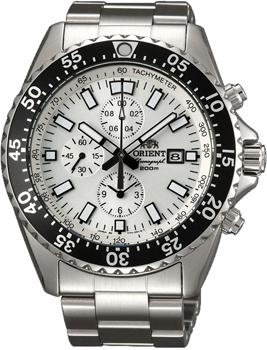 Orient Часы Orient TT11003W. Коллекция Sporty Quartz orient часы orient une0002b коллекция sporty quartz
