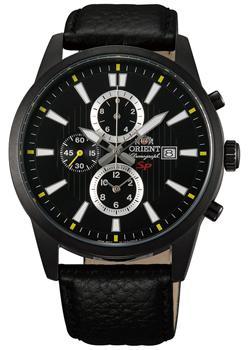 Orient Часы Orient TT12002B. Коллекция Sporty Quartz elixir 12002