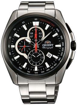 Orient Часы Orient TT13001B. Коллекция Sporty Quartz orient tt13001b