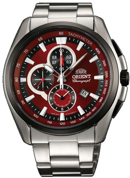Orient Часы Orient TT13001H. Коллекция Sporty Quartz все цены