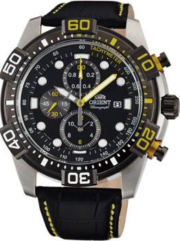 лучшая цена Orient Часы Orient TT16005B. Коллекция Sporty Quartz
