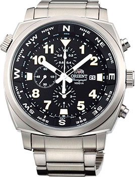 купить Orient Часы Orient TT17001B. Коллекция Sporty Chrono по цене 15240 рублей