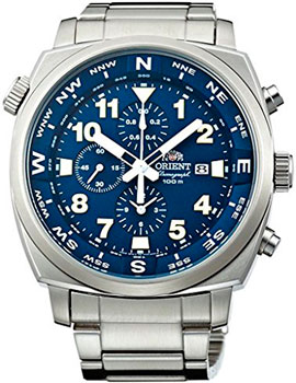 Orient Часы Orient TT17002D. Коллекция Sporty Chrono все цены