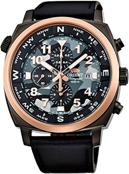 Orient Часы Orient TT17003B. Коллекция Sporty Chrono все цены
