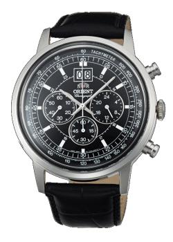 Orient Часы Orient TV02003B. Коллекция CHRONOGRAPH mcintosh w burning midnight