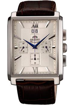 Orient Часы Orient TVAA004S. Коллекция Dressy Elegant Gent's orient часы orient ug0q005s коллекция dressy elegant gent s