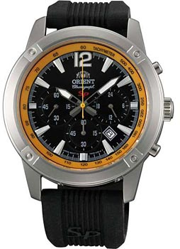 Orient Часы Orient TW01007B. Коллекция Sporty Quartz private archives топ без рукавов