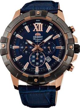 Orient Часы Orient TW03004D. Коллекция Sporty Chrono orient et0p001w