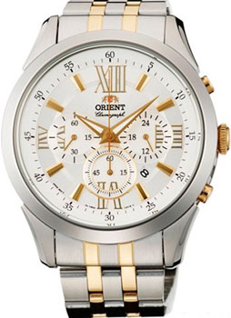 Orient Часы Orient TW04002S. Коллекция Sporty Chrono все цены
